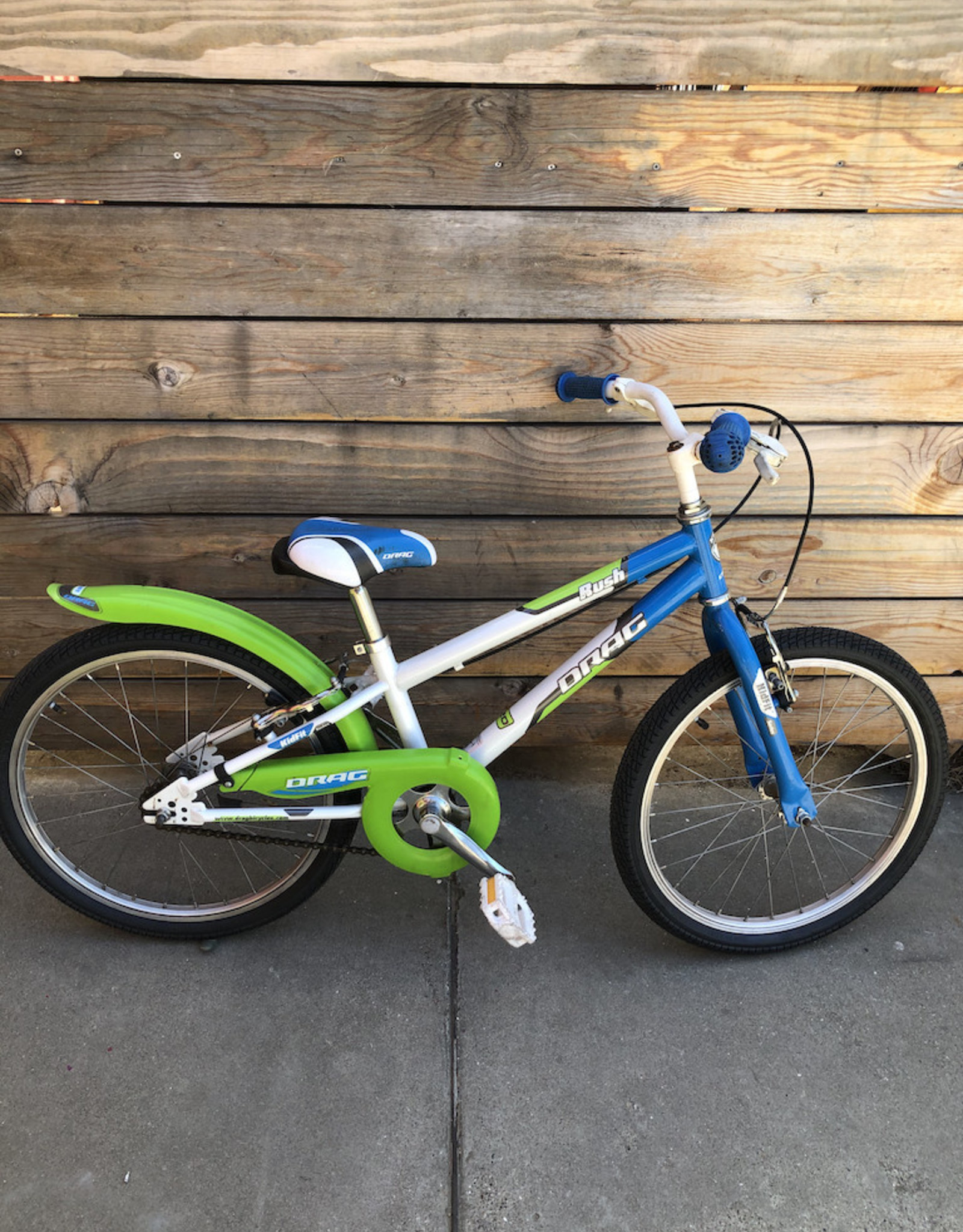 "Drag Rush - 20"" wheels"