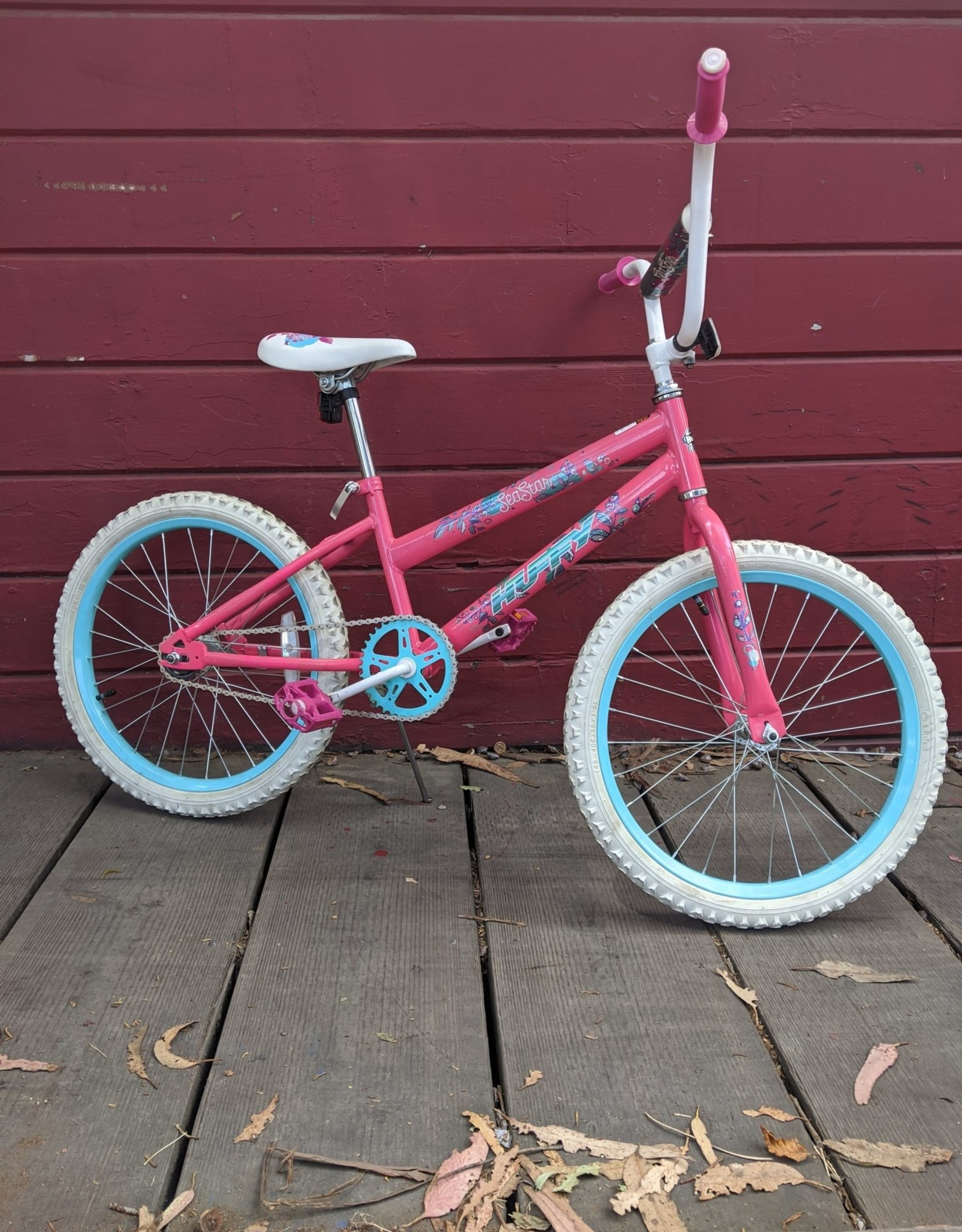 "Huffy Sea Star - 20"" wheels"