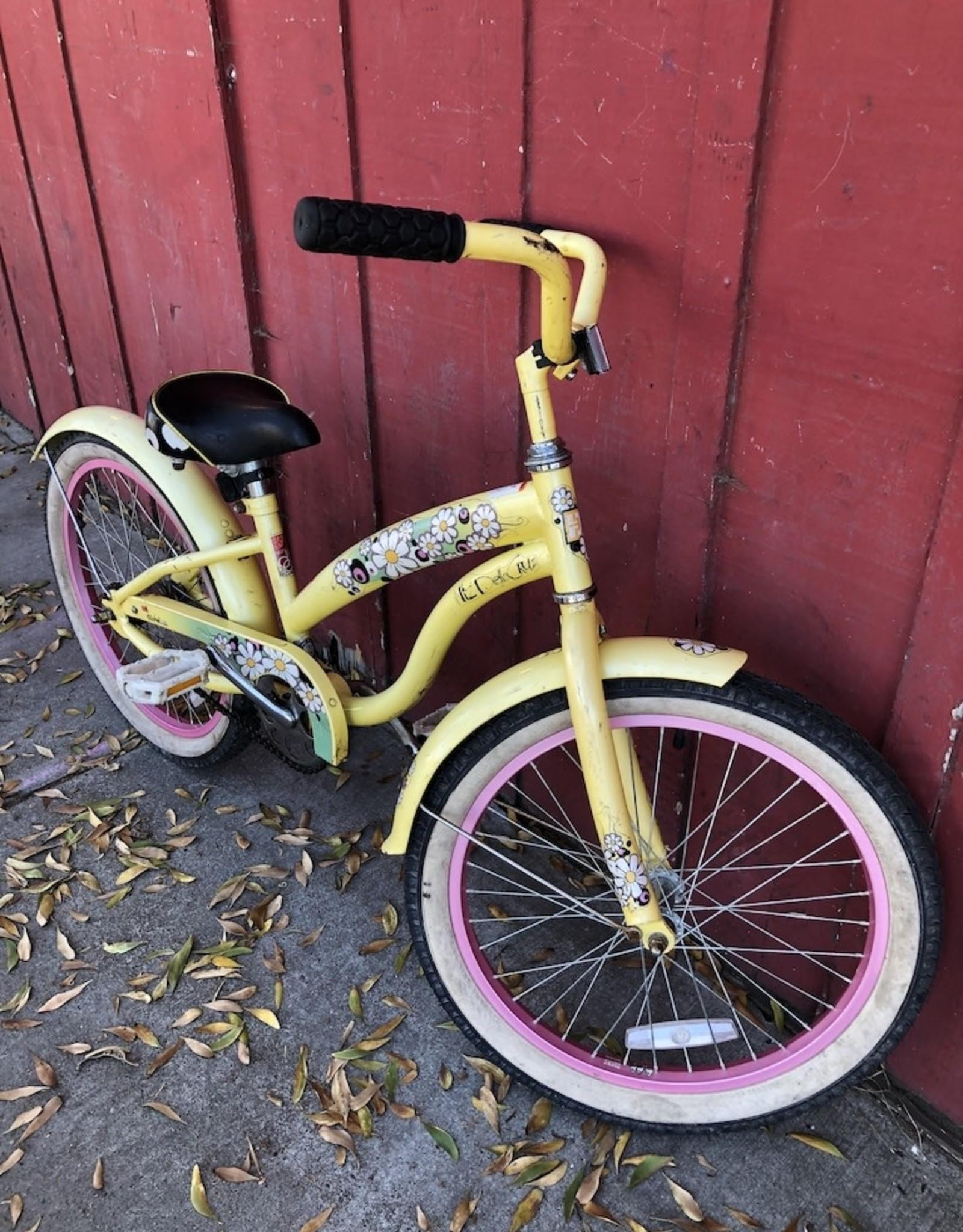 "Diamondback Della Cruz - 20"" wheels"