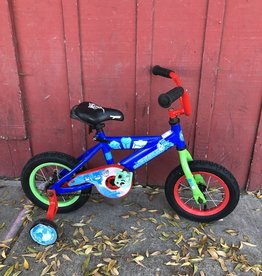 """Into the Night/Save the Day! - 12"""" wheels w/training wheels"""