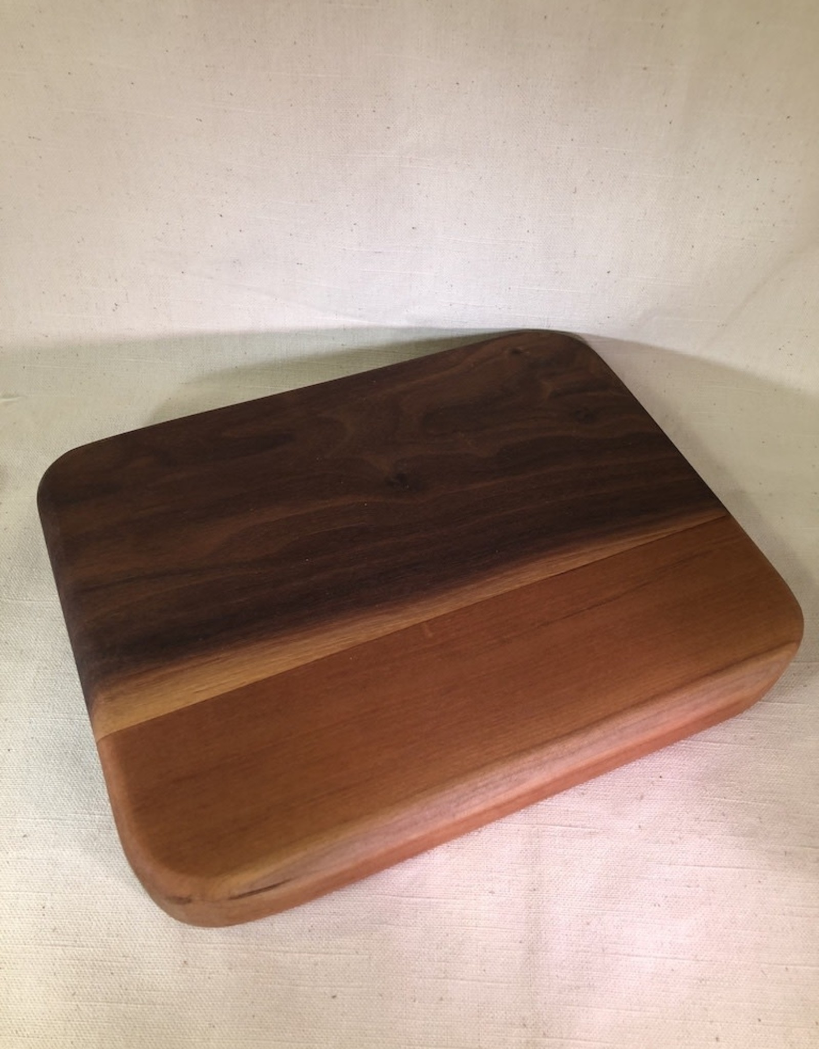 Walnut and Cherry Cutting Board #1