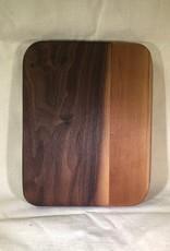 Walnut and Cherry Cutting Board #1