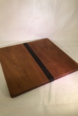 Cherry and Wenge Cutting Board