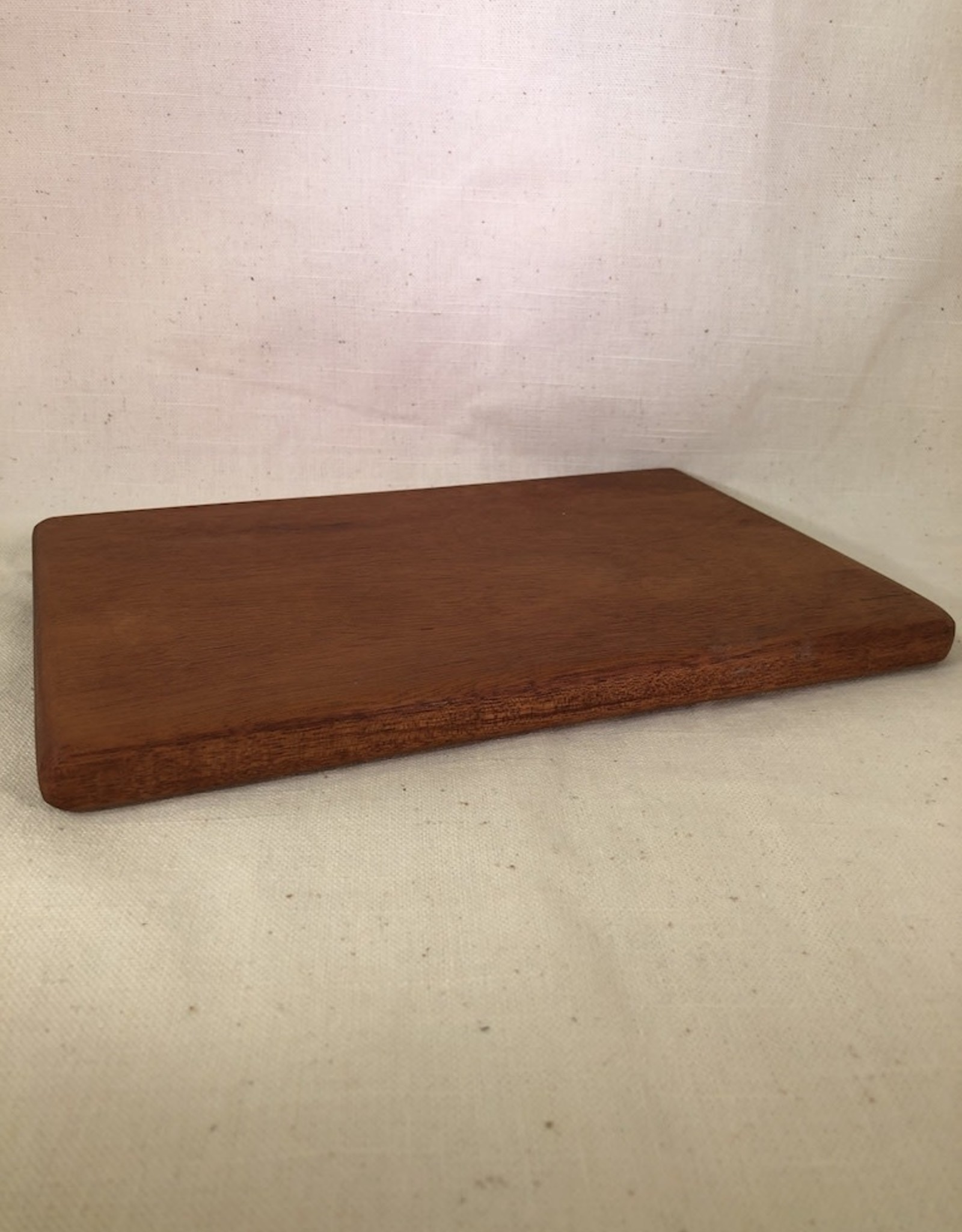 Small Mahogany Cutting Board