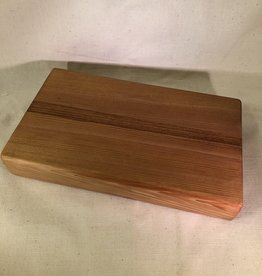 Old Growth Douglas Fir & Tropical Hardwood Cutting Board