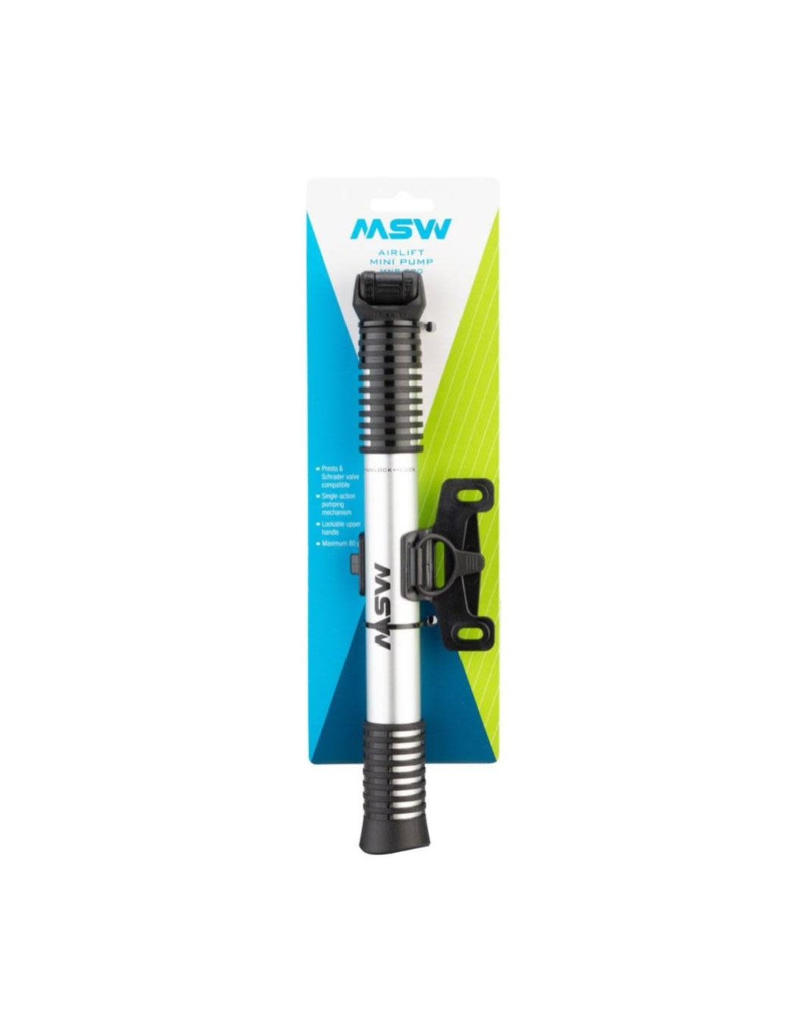 MSW Airlift 200 ATB/Hybrid Mini Frame Pump