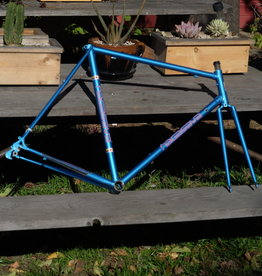 Road Frame - 57cm (Not Real Nawasaga Just Stickers)