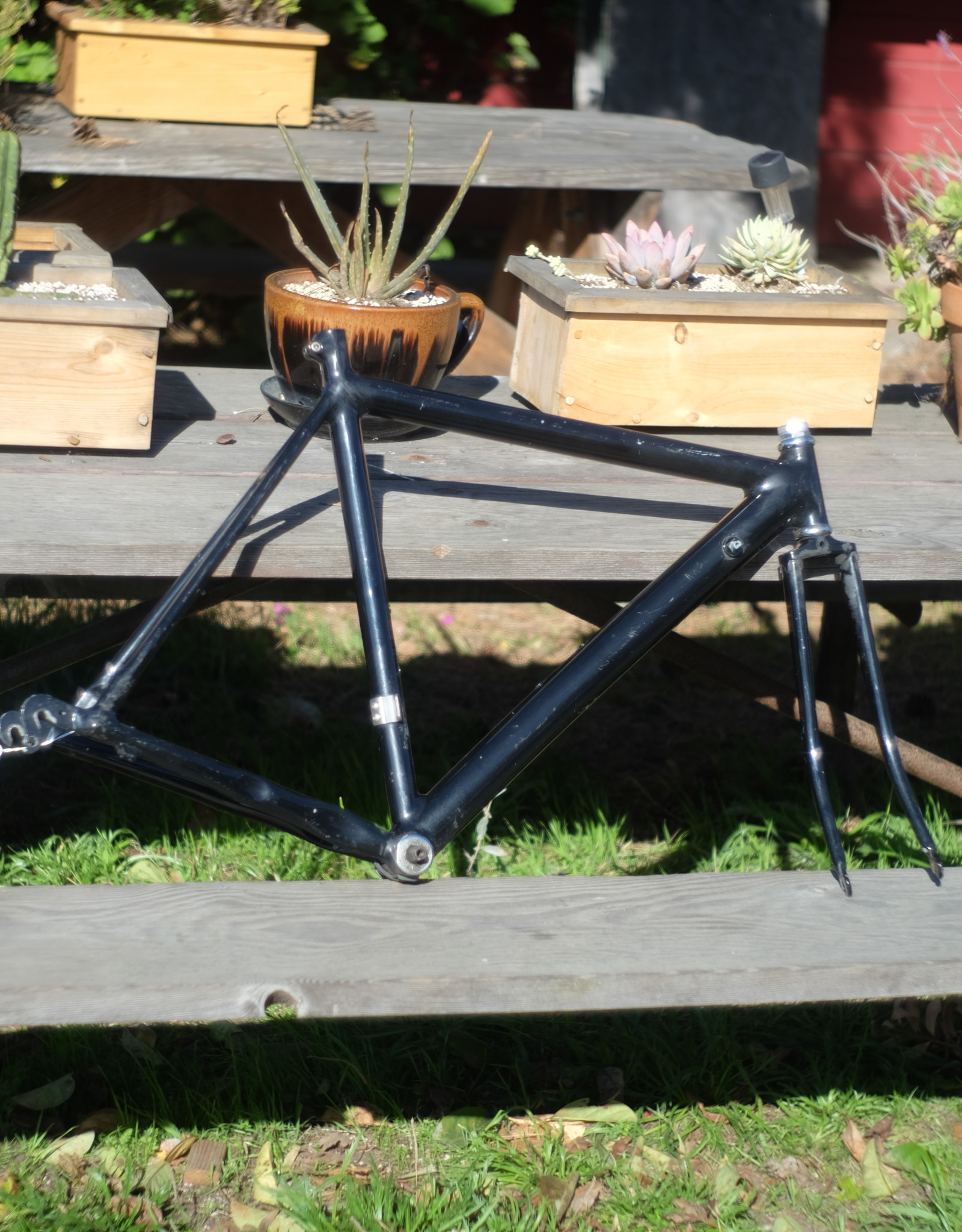 Aluminum Mountain Frame - 21.5in