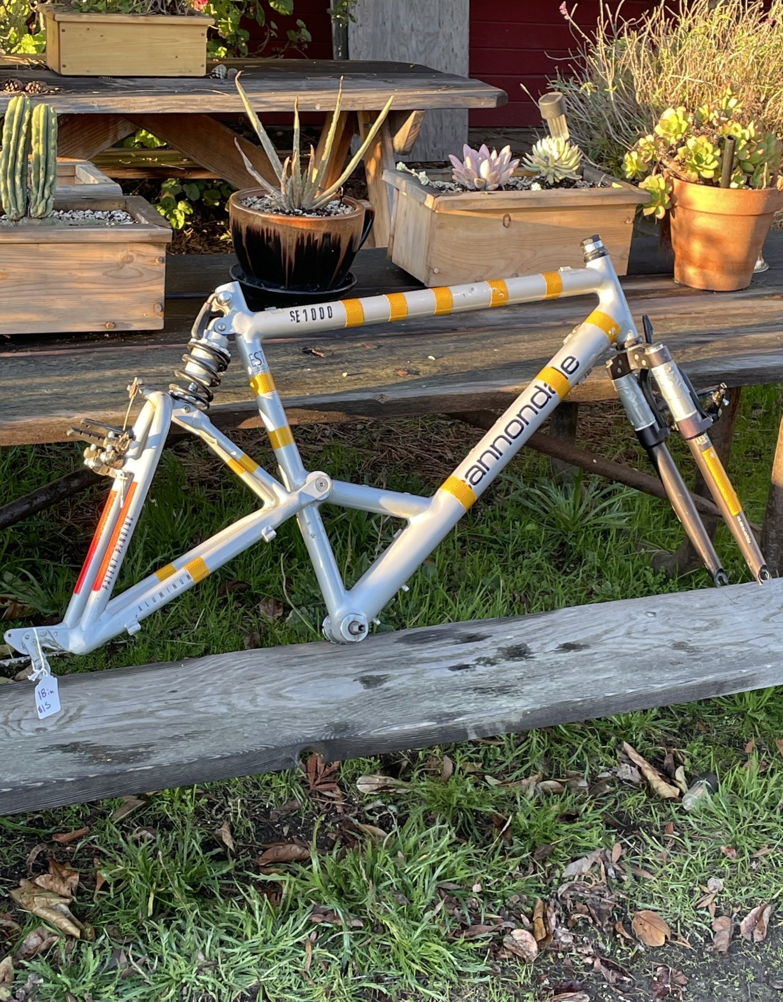 Cannondale SE1000 Mountain Frame - 18in