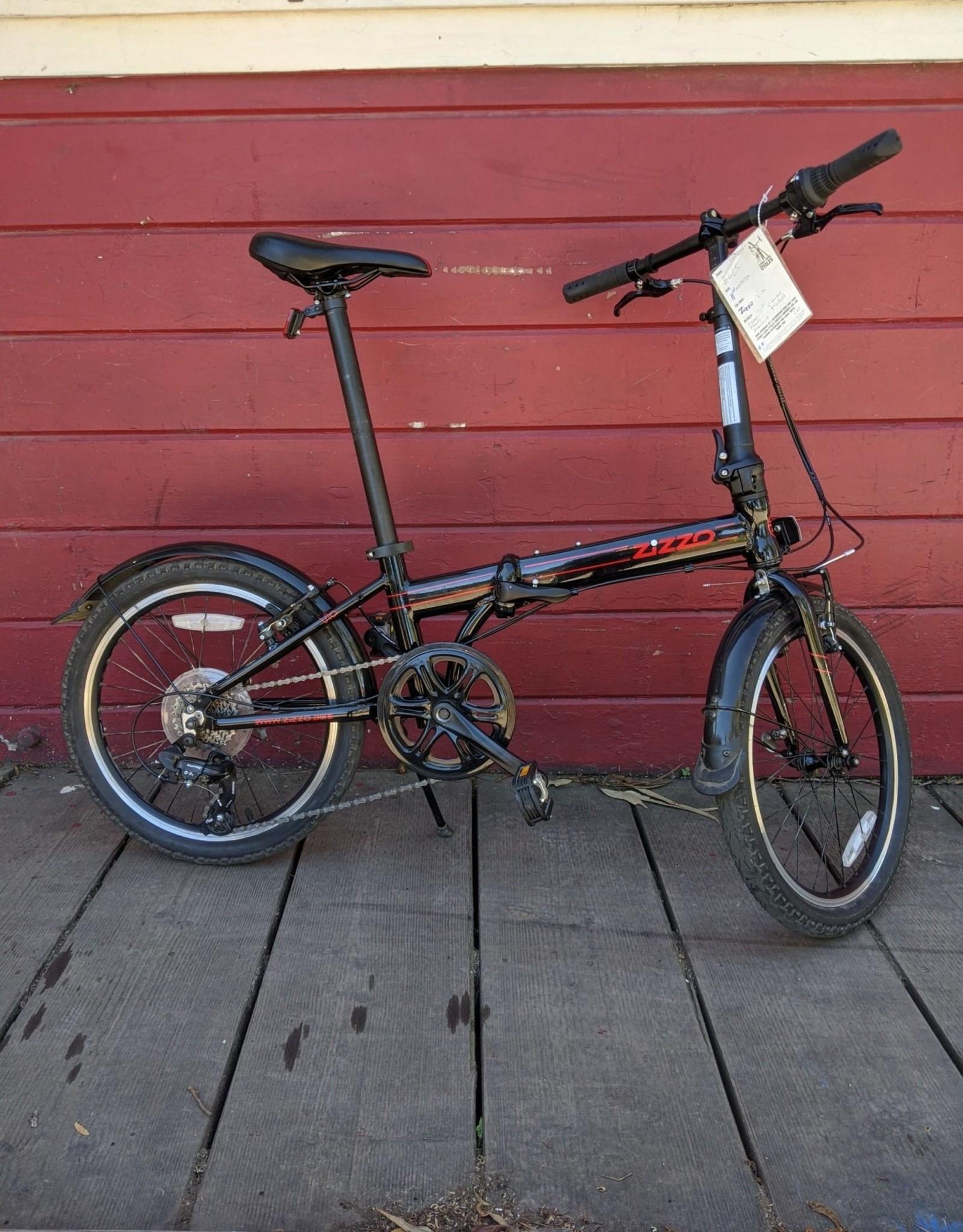 Zizzo Via Folding bike (one size fits most)