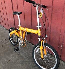 Downtube VIII FS folding bike