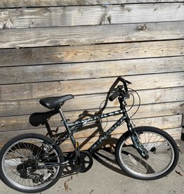 "Mystery 5 speed kids bike - 20"" wheels"