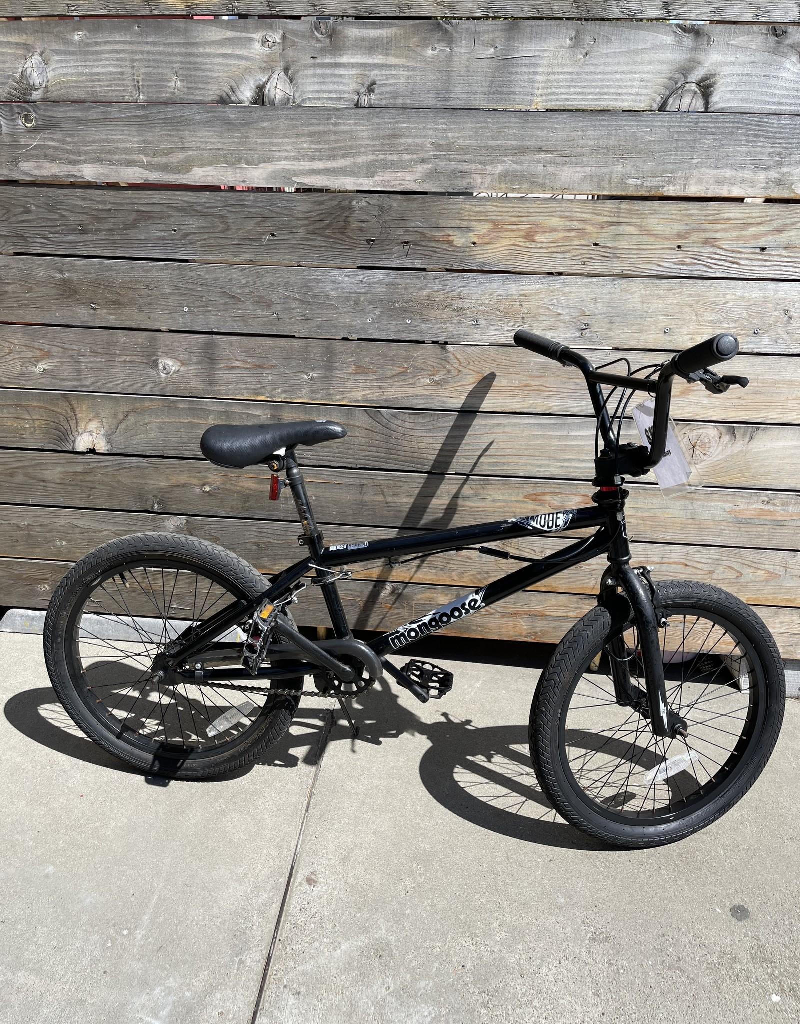 "Mongoose BMX -20"" wheels"