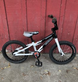 "Specialized Hotrock (white) - 16"" wheels"