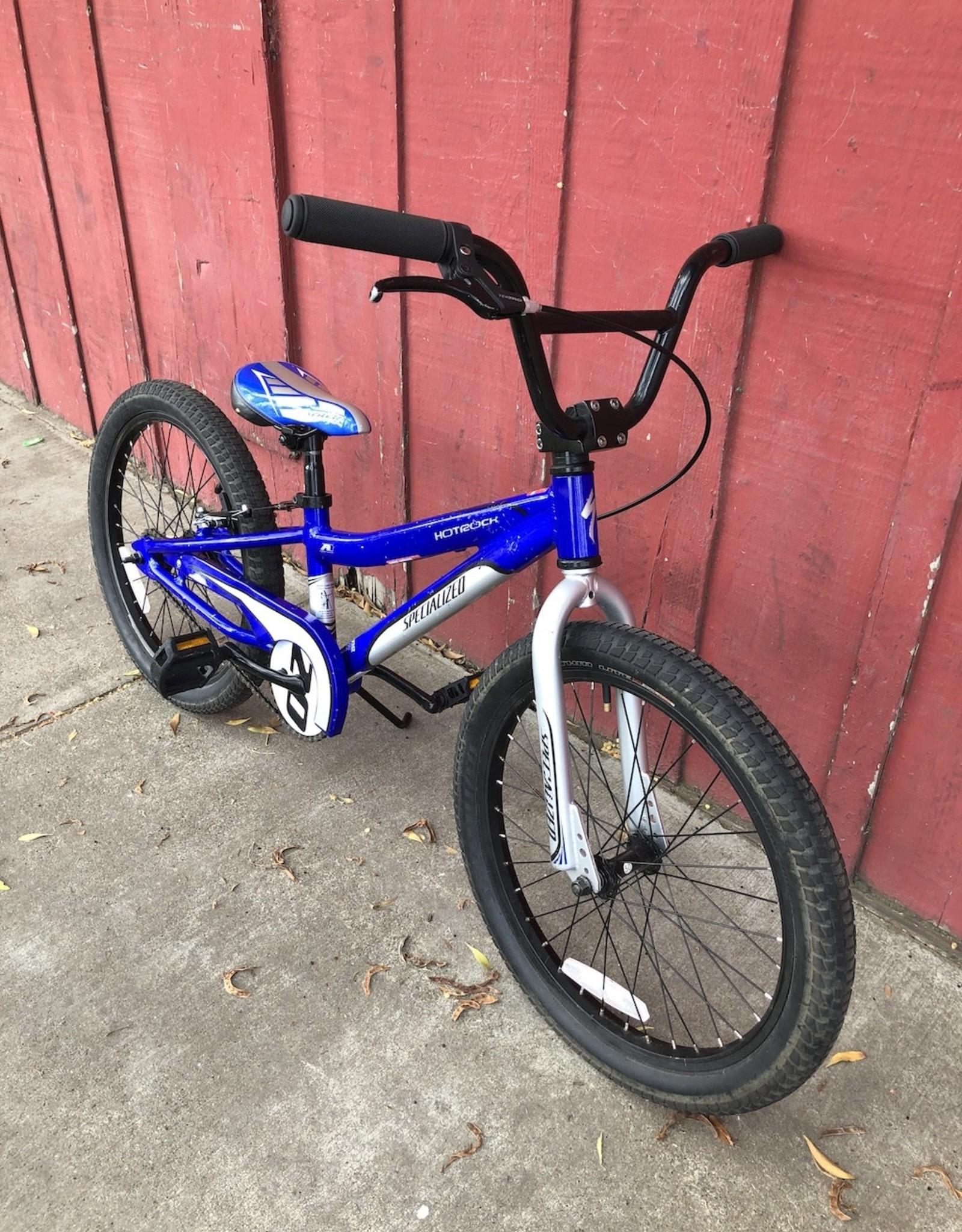 """Specialize Hotrock (blue) - 20"""" wheels"""