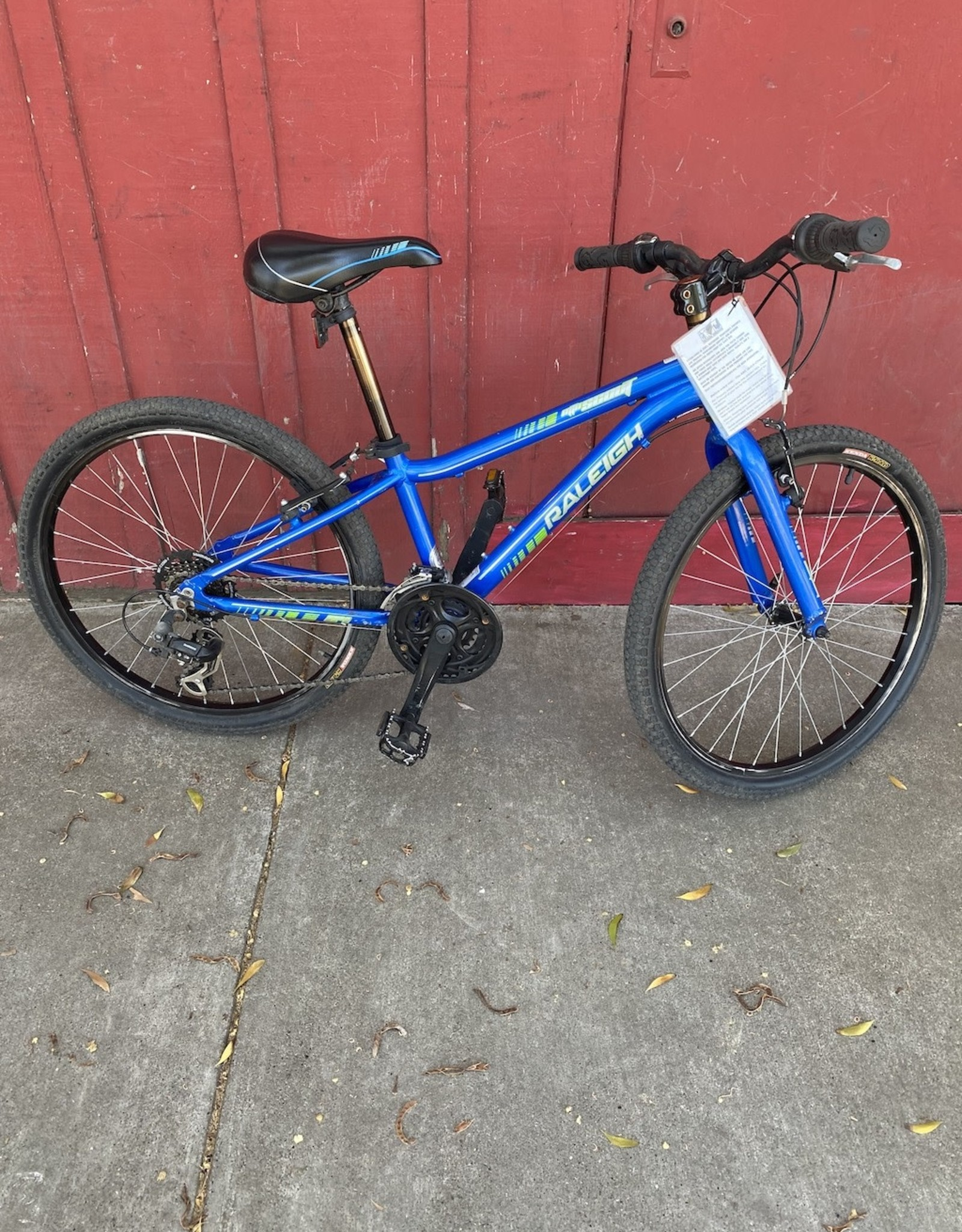"""Raleigh Mtn Scout - 24"""" wheels"""