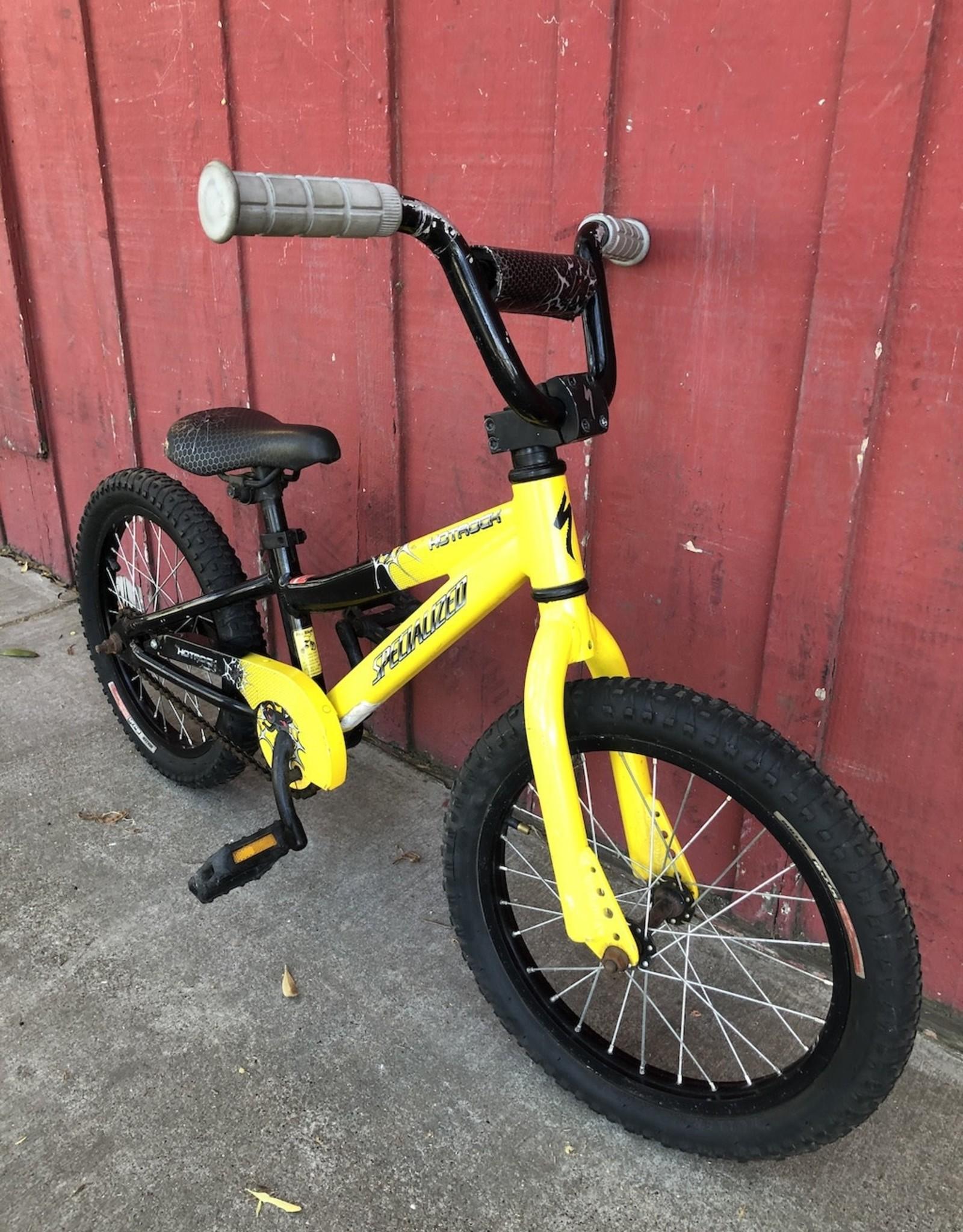 """Specialized Hotrock - 16"""" wheels (yellow)"""