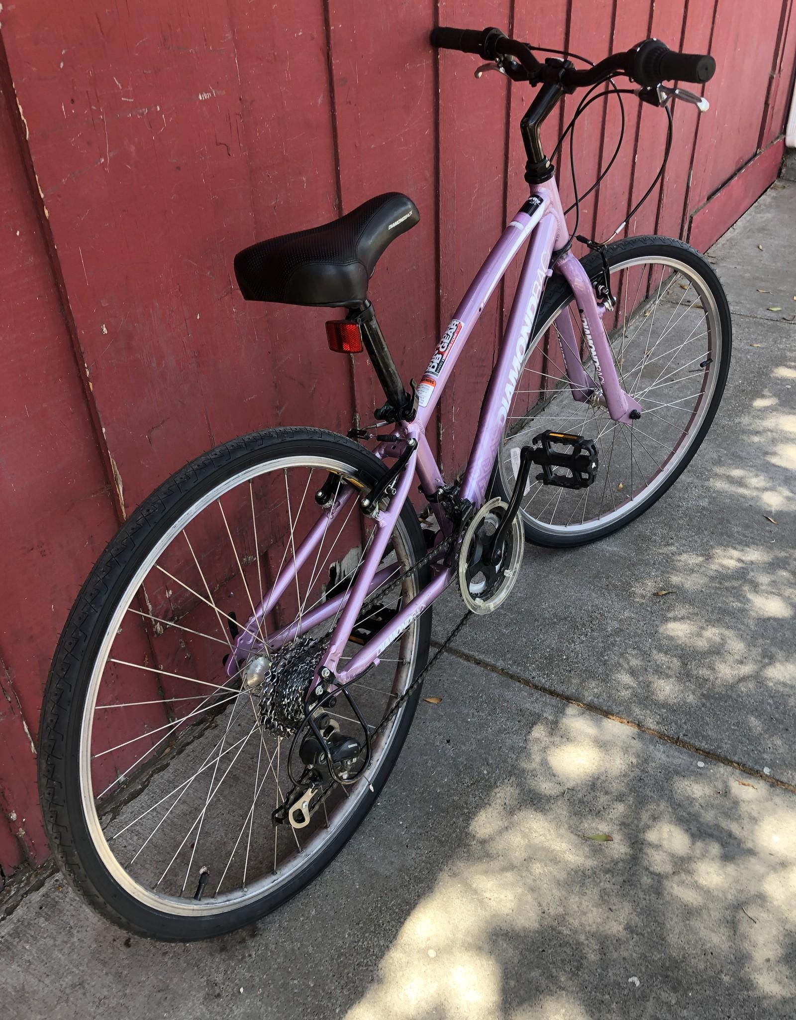 Diamondback Clarity - XXS - 11 in - purple