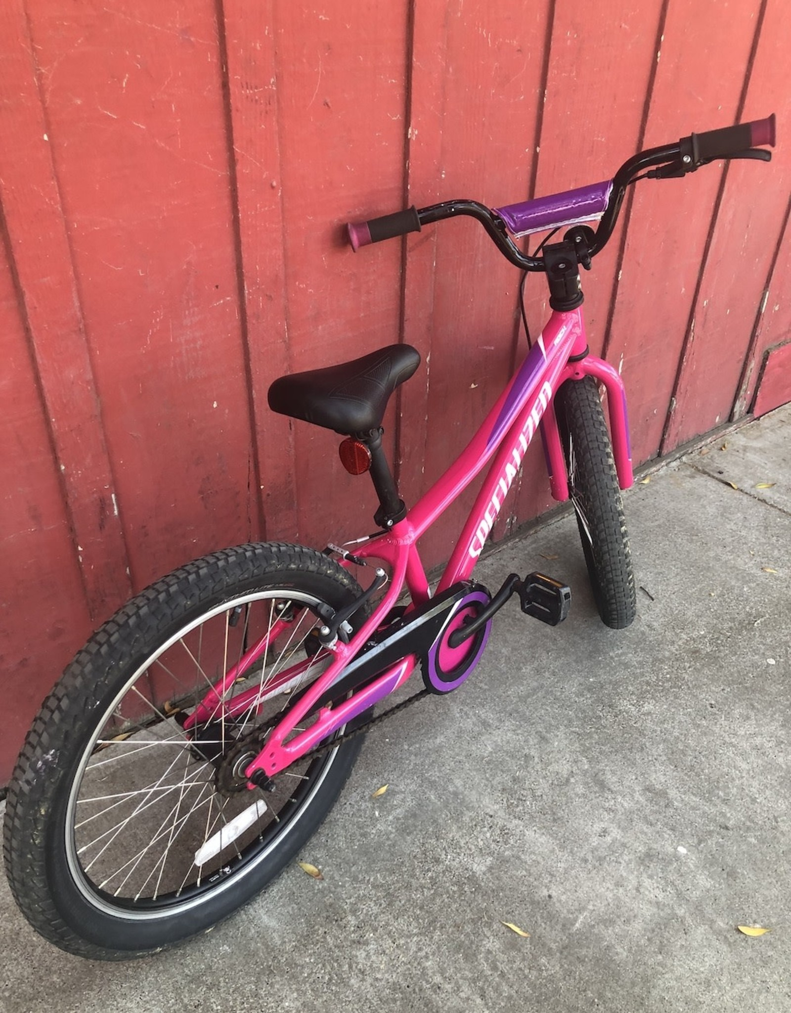 """Specialized Riprock (pink) - 20"""" wheels"""