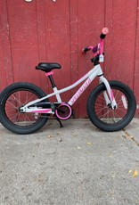 """Specilized Riprock (white/pink) - 16"""" wheels"""