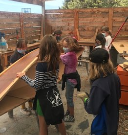 Friday Boatbuilding Class - 7 sessions