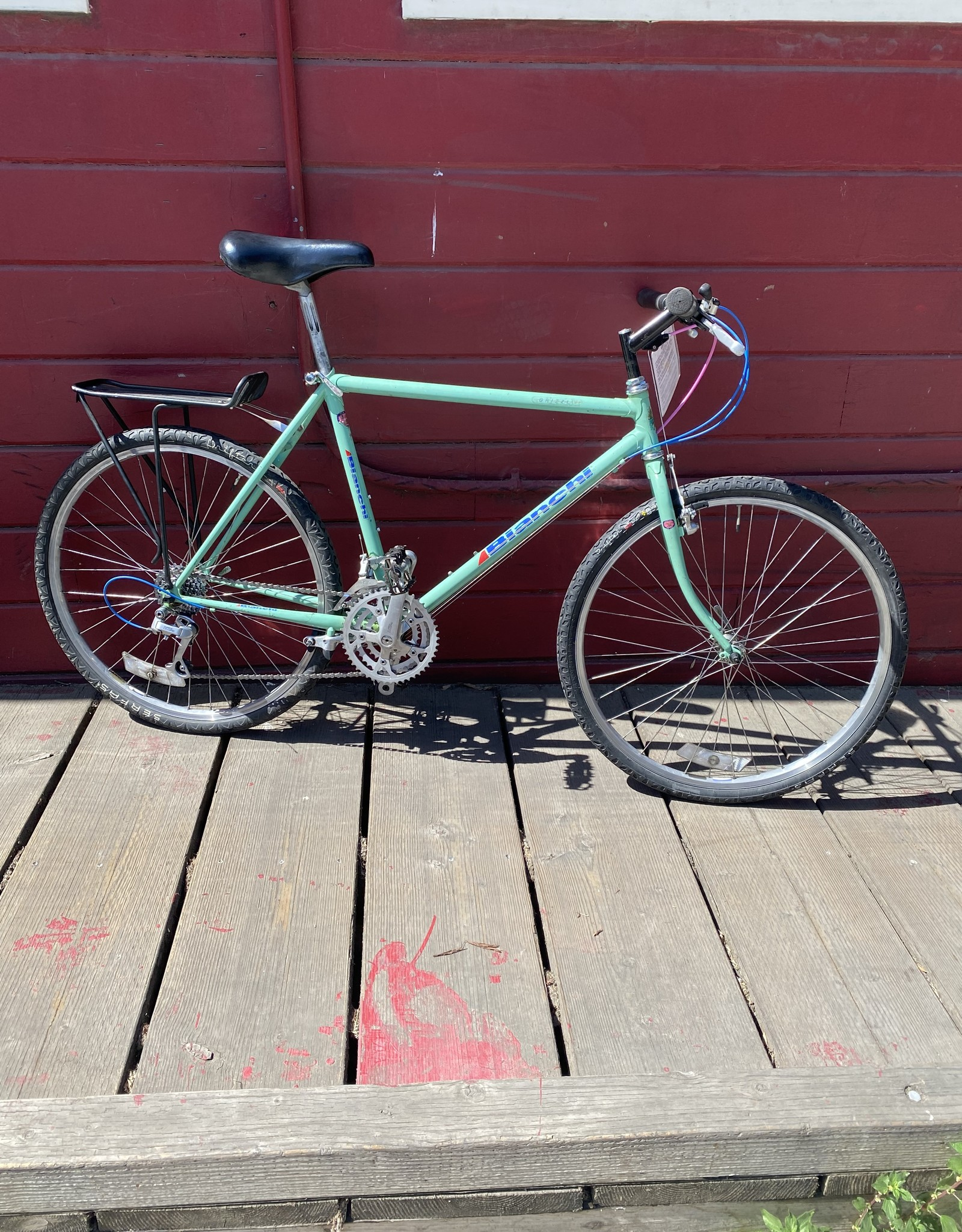 """Bianchi Grizzly - 19"""" Large"""