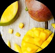 Viandex Morceaux de mangues congelées (1kg)