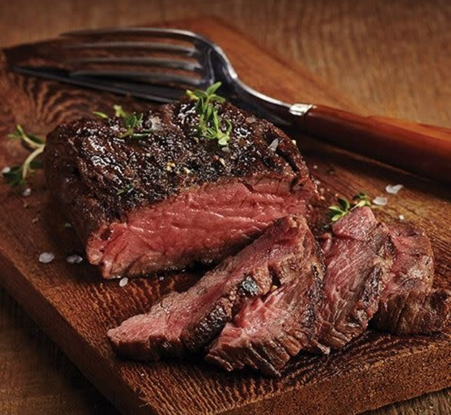 Bifteck de Bavette AAA+ S.Sterling 8oz