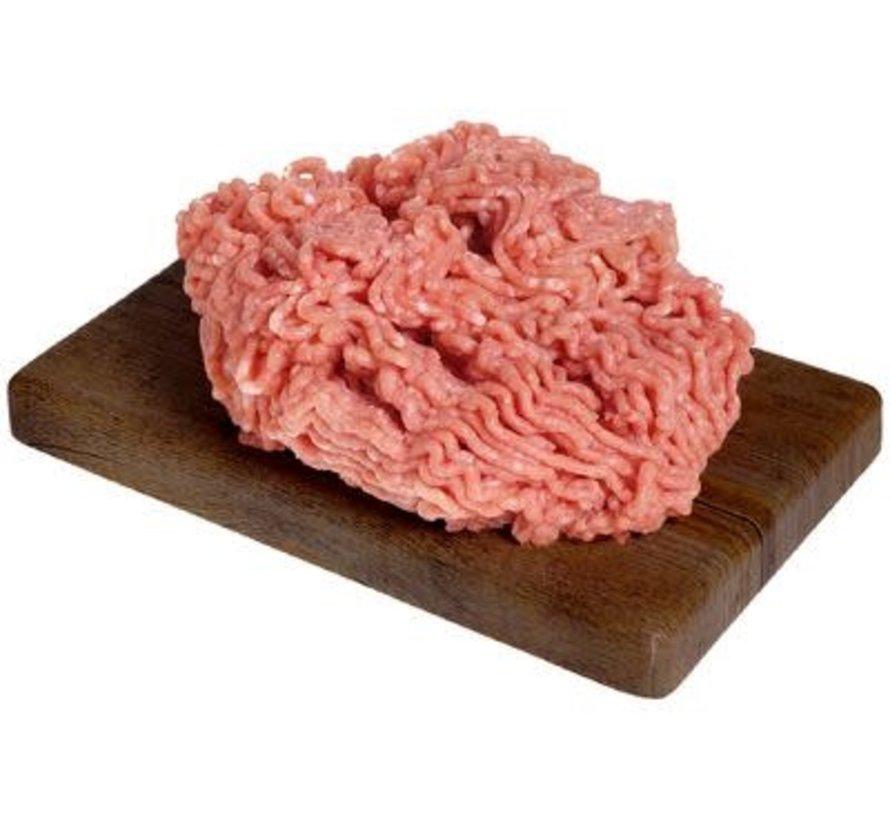 Porc haché maigre, environ 500g, congelé