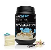 Révolution Revolution Whey - 2lb ou 6lb (4 saveurs disponibles)