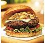 Bison - burger, (4) (environ 4oz.), congelé
