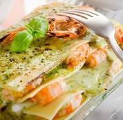 Viandex Lasagne aux fruits de mer 300g, surgelé
