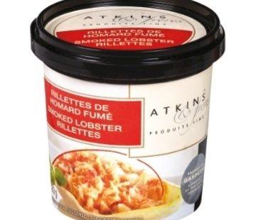 Viandex Rillettes homard fumé, 120g, surgelé