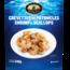 Crevettes et Pétoncles 340g, surgelé