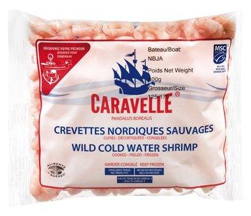 Viandex Crevettes nordiques 125/175  400g, surgelé