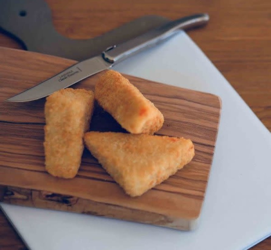 Fondue parmesan Saumon fumé, surgelé, 4X95g