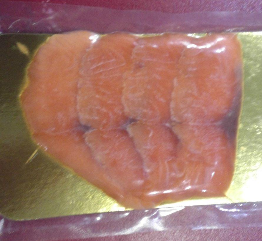 Truite arc-en-ciel (saumon) fumé, 85g, surgelé
