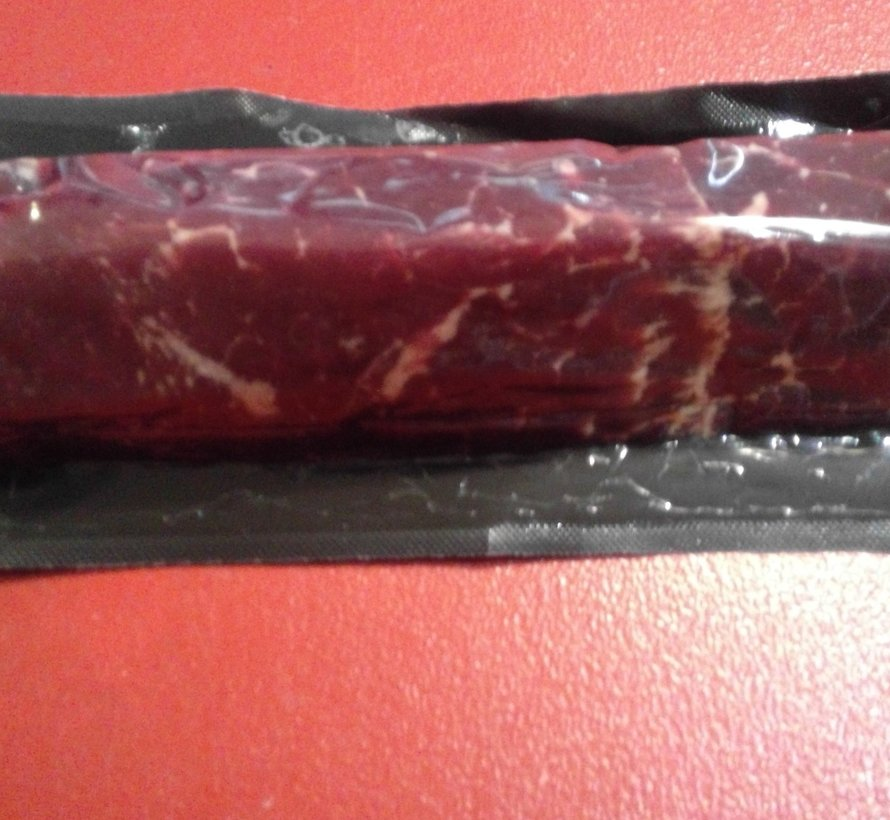 Bifteck de contre-filet dénudé (environ 8oz. ou 10oz.), congelé