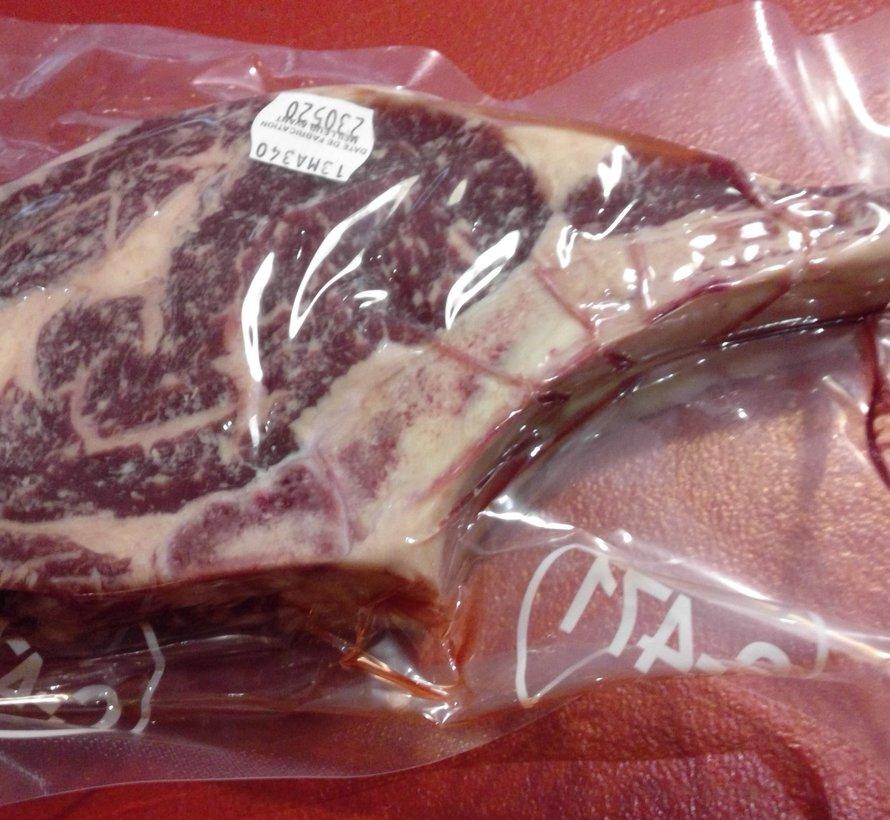 Bifteck de côtes AA+ (environ 12oz.), congelé