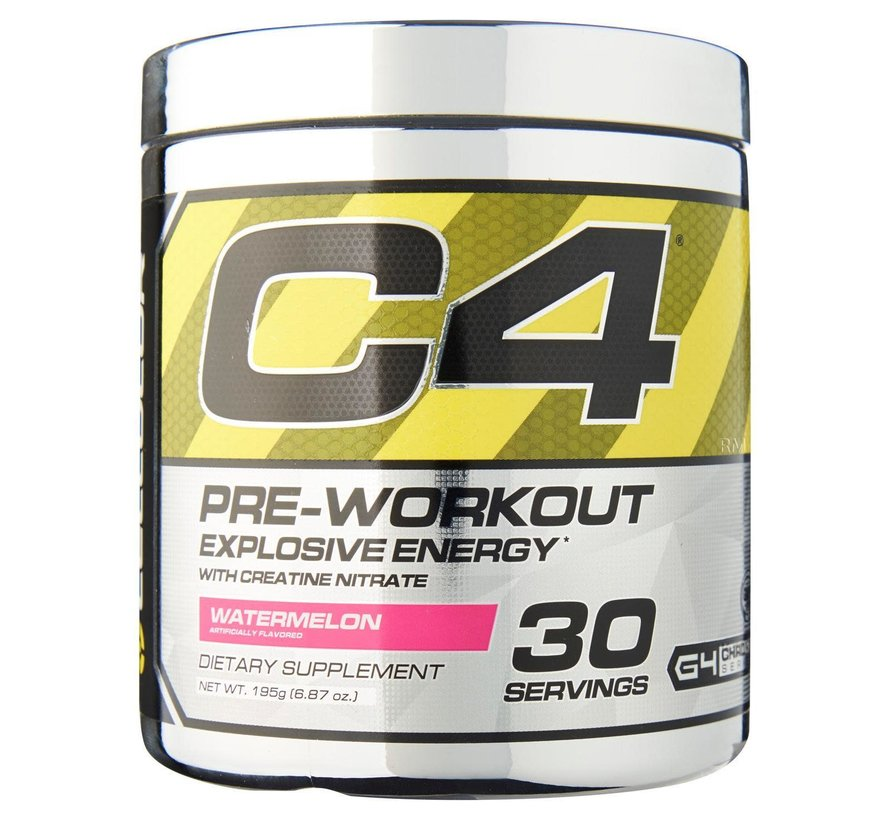 Cellucor C4 Original 195g (30 portions)