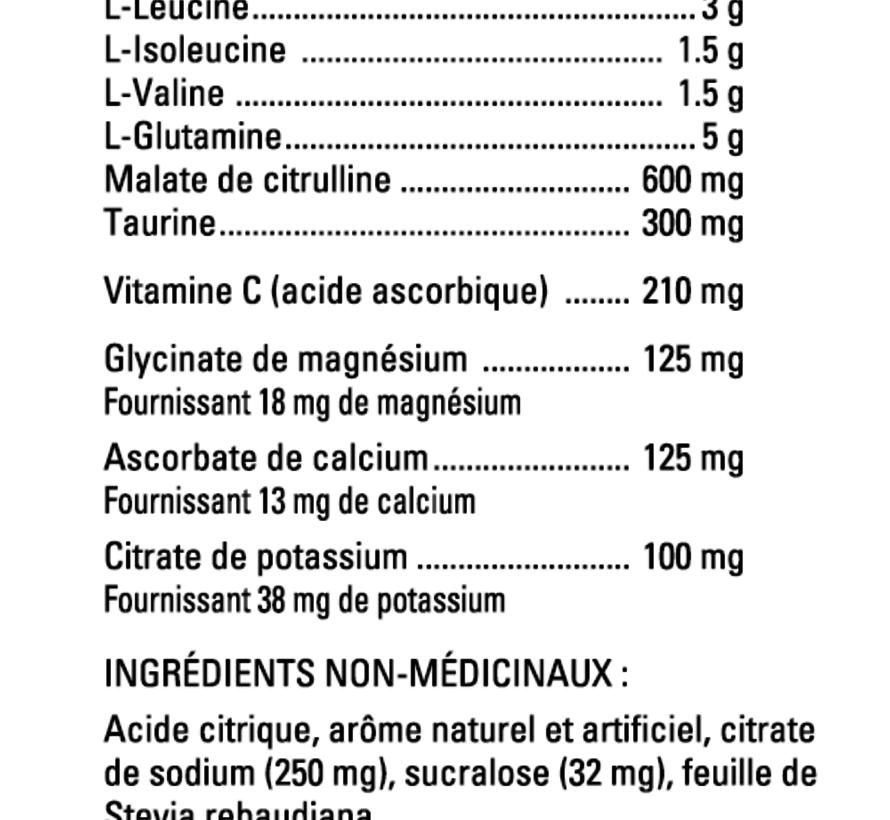 DELTA CHARGE - 2kg (2 saveurs)