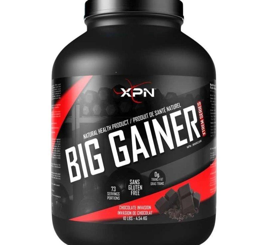 Big Gainer, 10lb, 2 saveurs