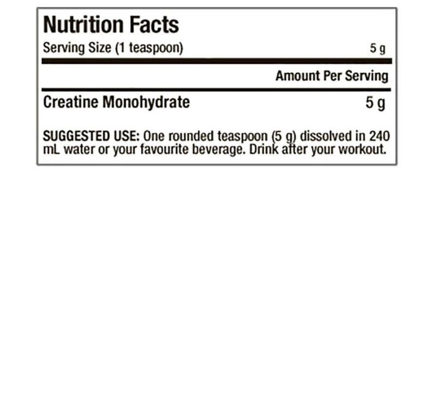 Allmax Creatine Monohydrate 1kg