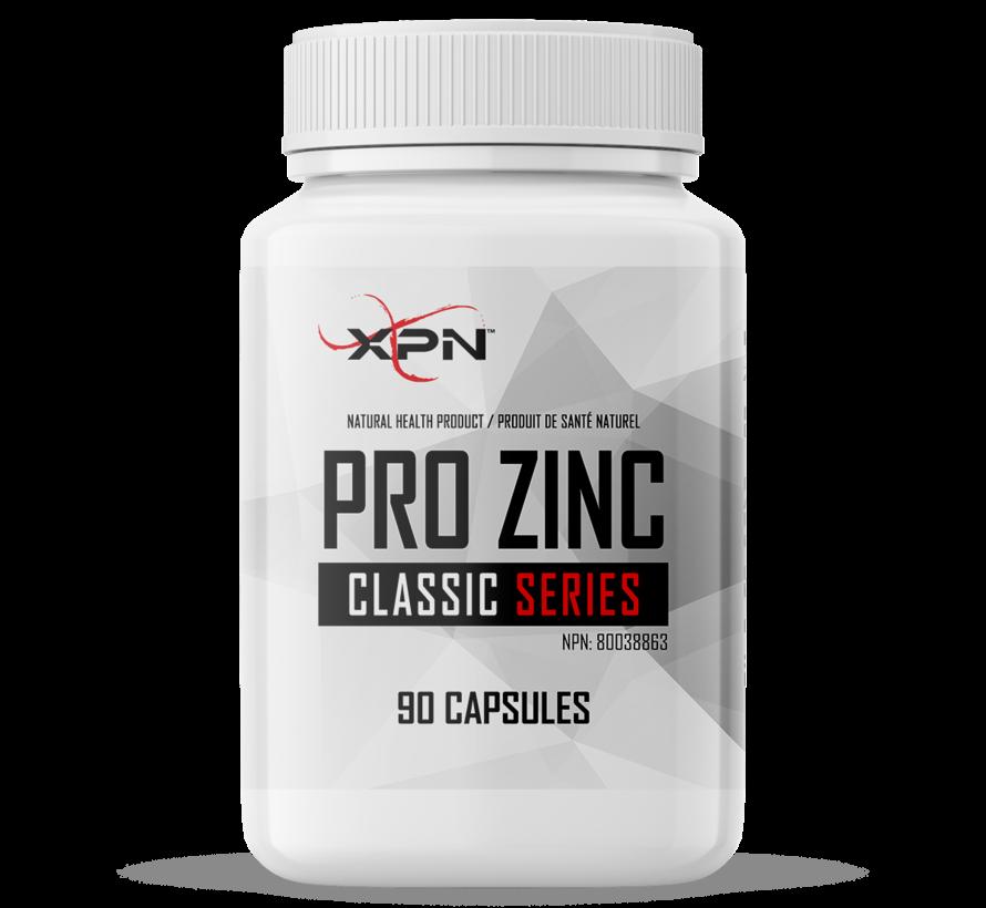 XPN - Pro Zinc, 90 cap.