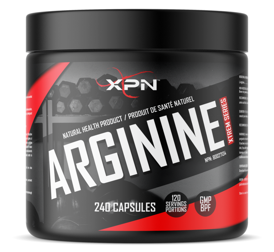 XPN - Arginine, 240 cap.