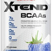 Scivation Scivation XTEND 384g (30 portions) - 2 saveurs