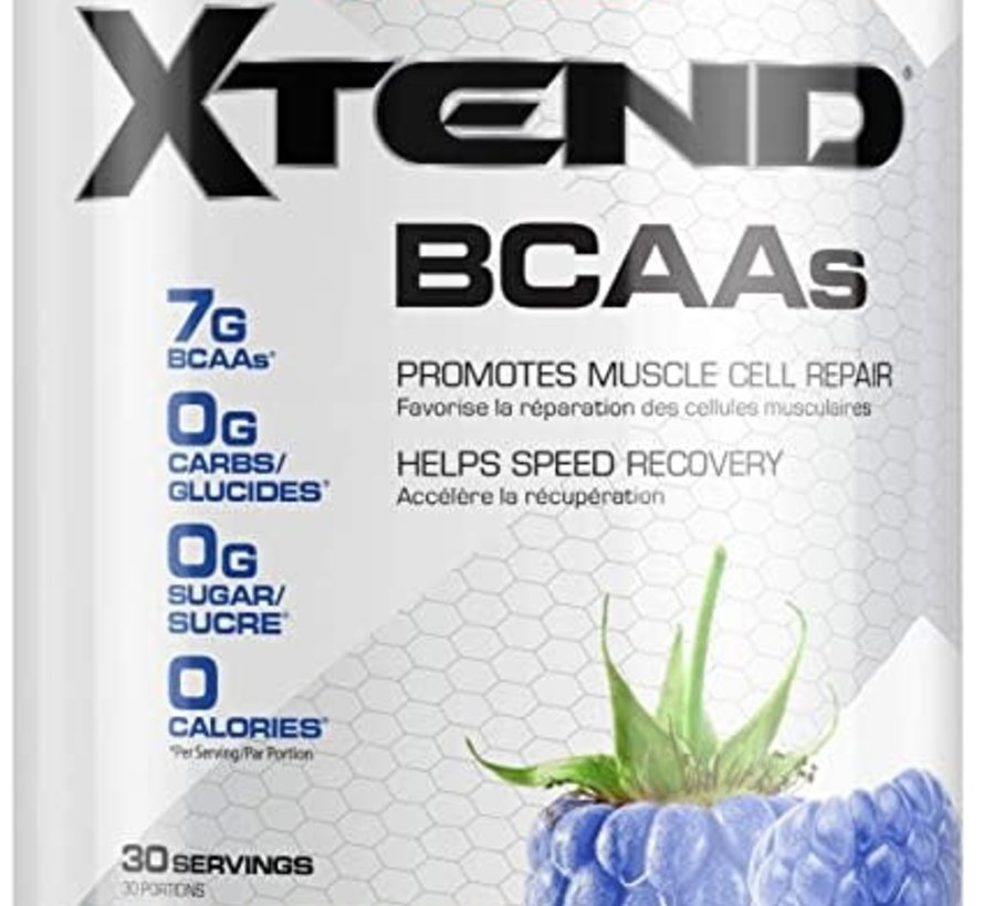 Scivation XTEND 384g (30 portions) - 2 saveurs