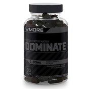 More MORE - DOMINATE, 90 cap.