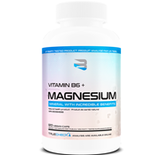 Believe Believe B6 + Magnesium - 120 Caps