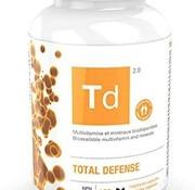 ATP ATP Total Defense 120 cap